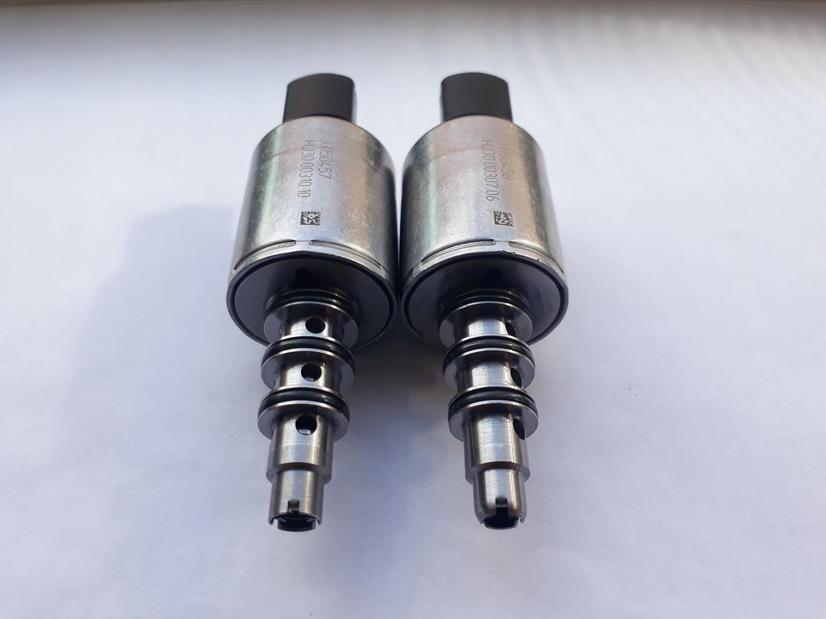 Клапаны регулирования давления DSG7 0AM. Hilite без фильтра.